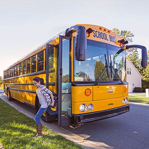 Cool Bus: Four Ways Thomas Built Buses Helps You Make The Grade