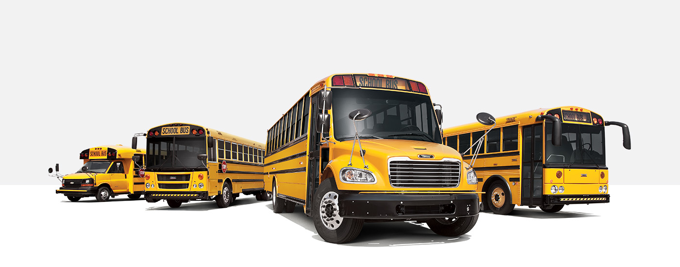 School Buses Thomas Built Buses