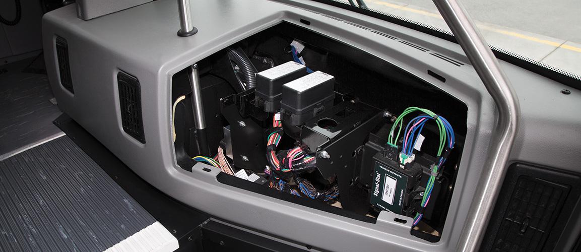 Bench Seat Lap Belts