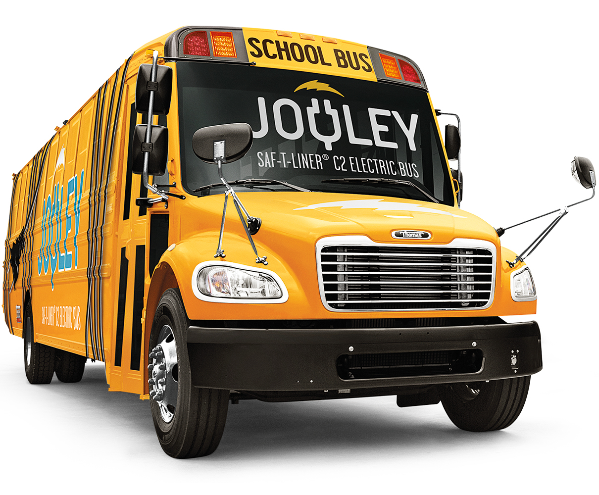 Jouley School Bus